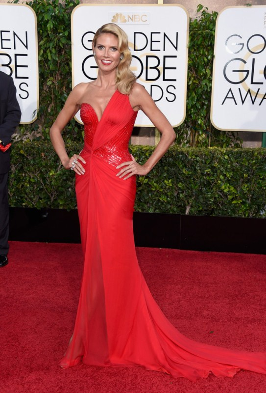 heidi-klum-72nd-annual-golden-globe-awards-versace