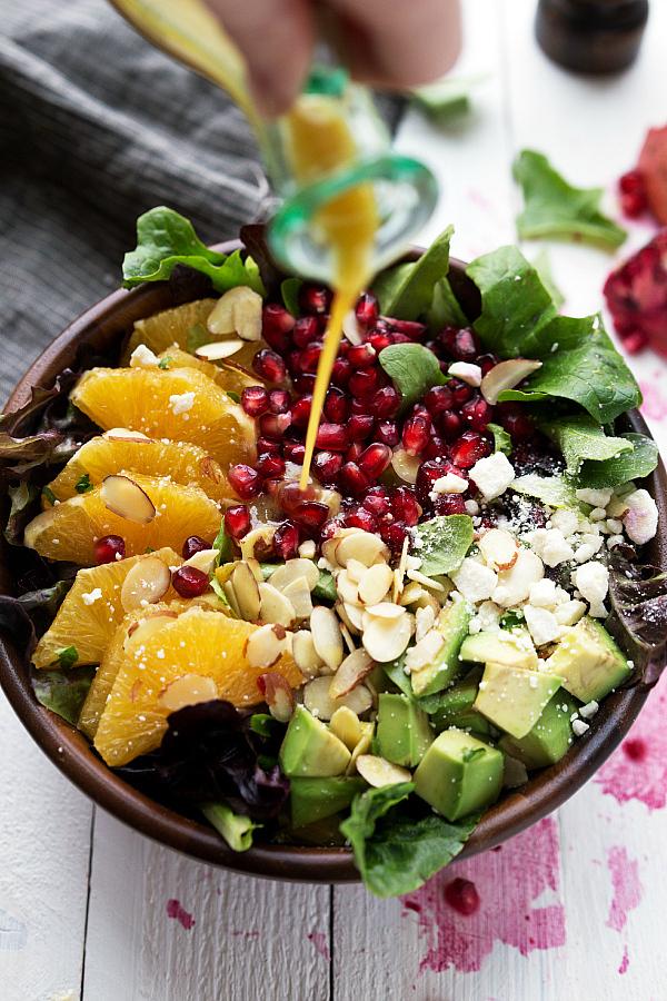 salad-with-orange-vinaigrette-